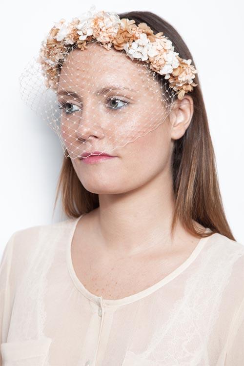 Diadema de flores lito lola for Modelos de diademas