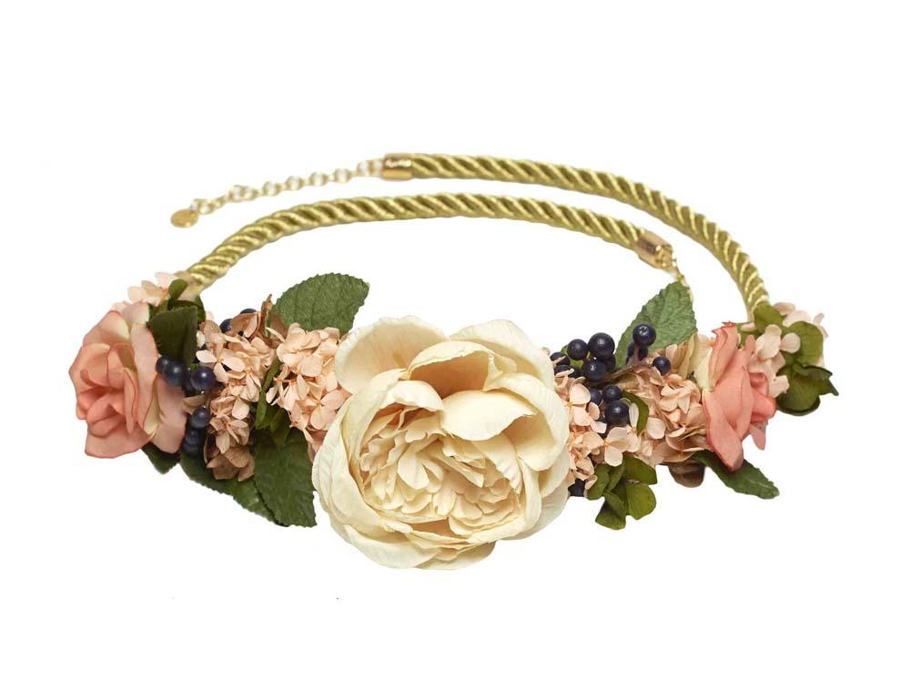 594b68fe Cinturones de flores - Lito & Lola
