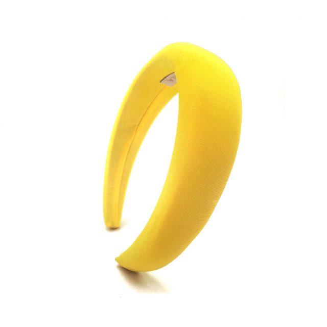 Diadema de Espuma Amarilla